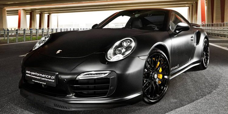 MM-Perfomance prepara el Porsche 911 Turbo S