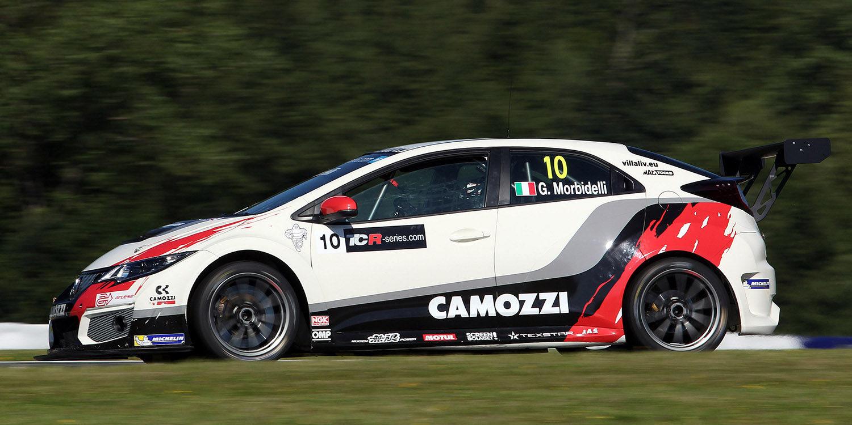 WestCoast Racing espera un 2016 más competitivo en las TCR