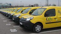 Correos añade 25 Renault Kangoo eléctricas a su flota