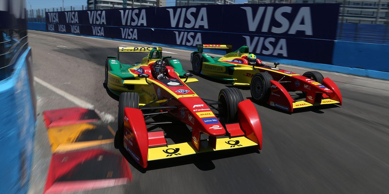 El equipo ABT está listo para el ePrix de Buenos Aires