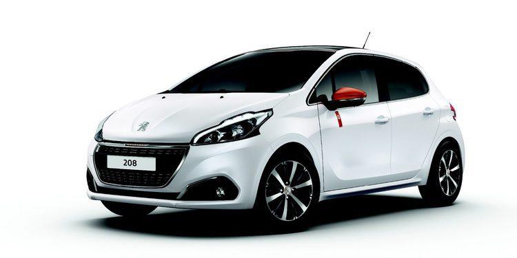 Peugeot lanza el 208 Roland Garros desde 17.160 Euros