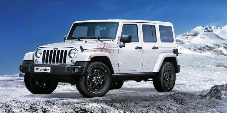 Nuevo Jeep Wrangler Backcountry, ahora con 284 CV