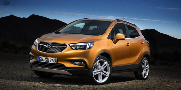 Nuevo Opel Mokka X, directo al Salón de Ginebra 2016