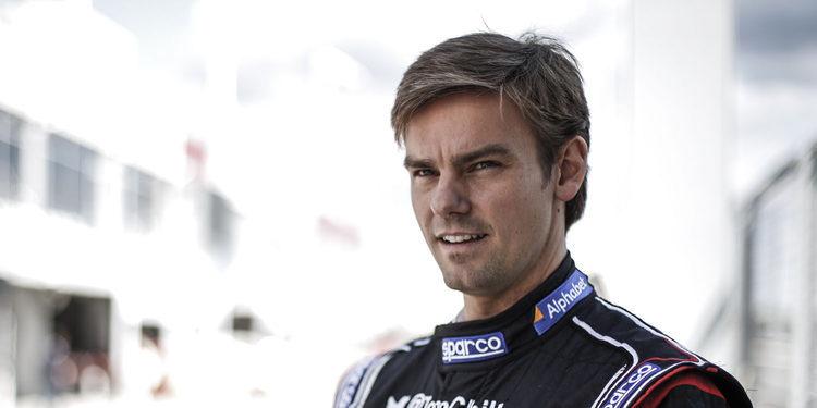 Tom Chilton será el tercer piloto de Sébastien Loeb Racing en el WTCC