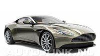 Aparece en la red una nueva imagen del Aston Martin DB11