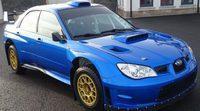 El último Subaru WRX STI pilotado en público por Colin McRae a la venta