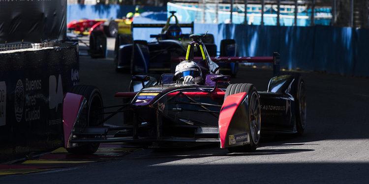 Sam Bird se impone en el ePrix de Buenos Aires