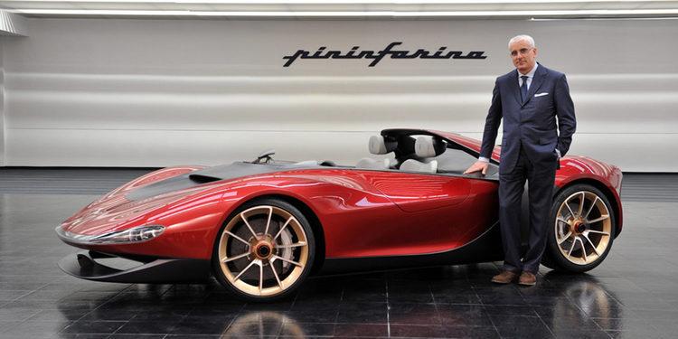 Mahindra y Pininfarina planean su primer vehículo de producción