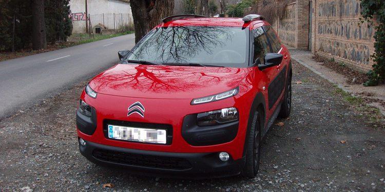 Análisis del llamativo Citroën C4 Cactus BlueHDI 100 Stop&Start