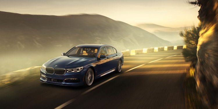 Alpina presenta el B7 xDrive, un BMW Serie 7 de 600 CV