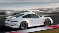 Todos detalles técnicos del Porsche 911 GT3 (991)