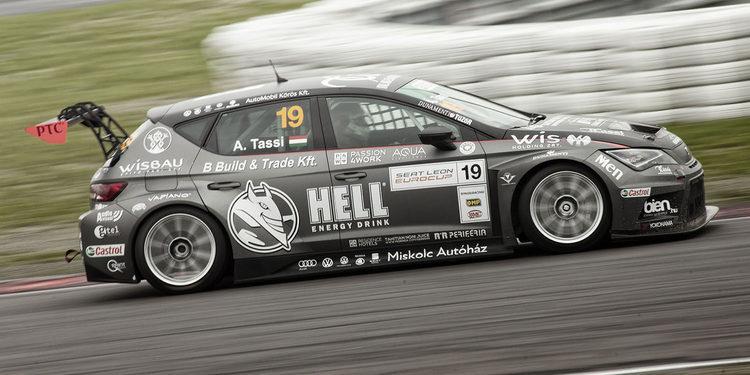 Attila Tassi será el tercer piloto de B3 Racing en las TCR