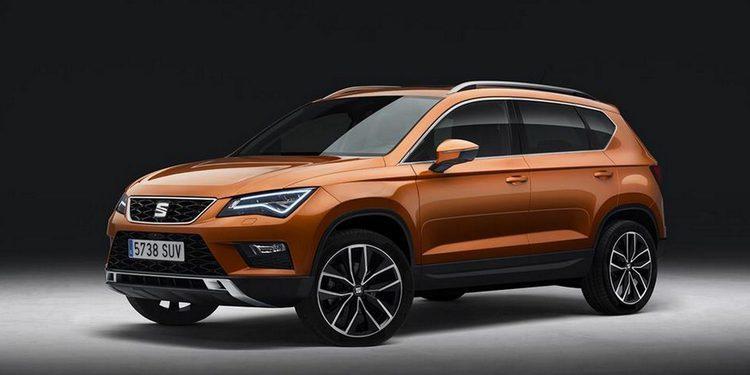 Primeras imágenes oficiales del nuevo SUV de SEAT, el Ateca