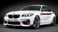 BMW presenta el M2 Perfomance, una versión más dinámica y radical