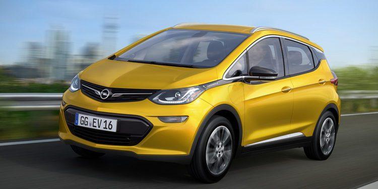 Opel presenta el Ampera-e, un eléctrico con 322 Km de autonomía