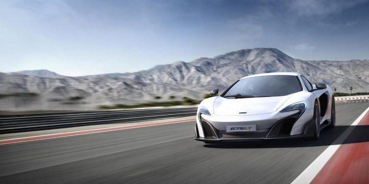 McLaren prepara una versión muy prestacional para el Salón de Ginebra 2016