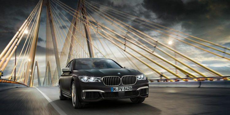 Nuevo BMW 760Li xDrive, ahora con motor V12, 600 CV y batalla larga