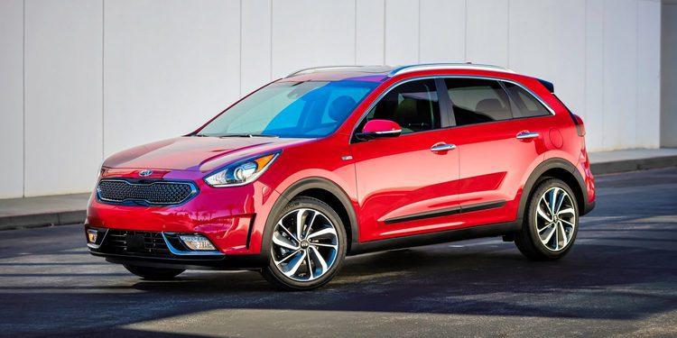 KIA presenta en Chicago el nuevo Niro, un SUV híbrido