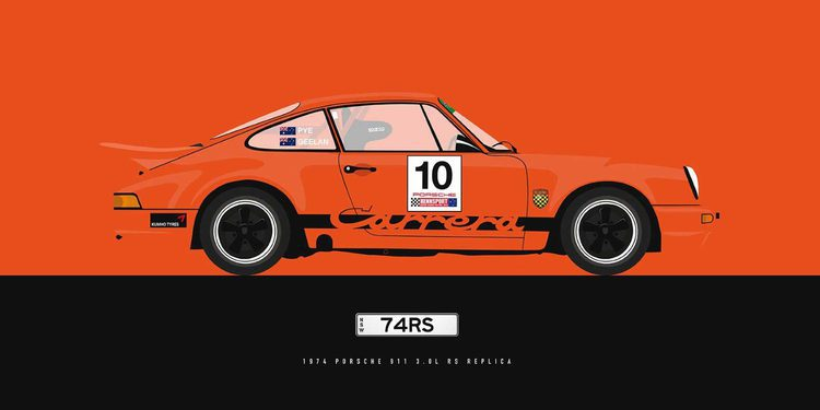 Evolución del Porsche 911 en vídeo