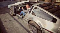 Google esconde un DeLorean DMC-12 en su campus en Silicon Valley