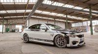 700 CV y mucho carbono para este peculiar BMW M4