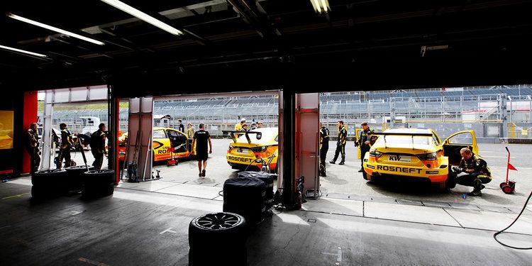 Los pilotos de Lada esperan una gran temporada en el WTCC