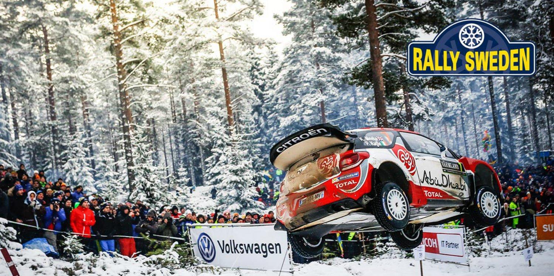 Tres años más para el Rally de Suecia en el WRC