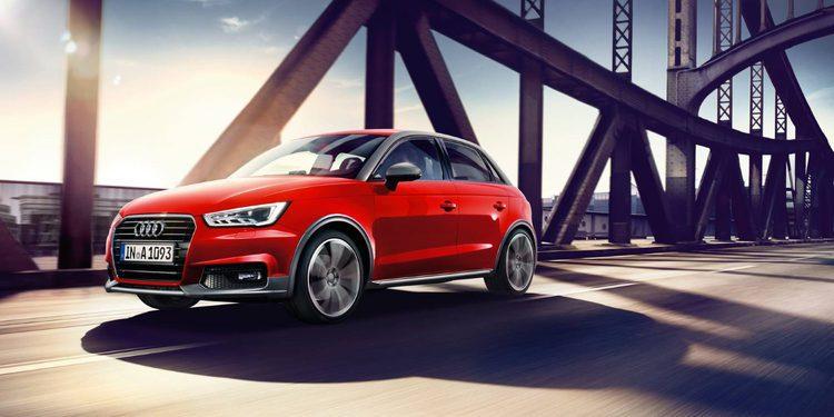 Audi lanza la edición especial Active Kit en la gama A1
