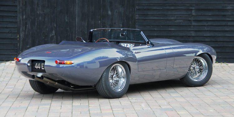 Eagle presenta el Spyder GT basado en el clásico Jaguar E-Type