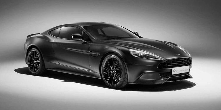 Los Aston Martin Vantage y Vanquish serán sustituidos en 2018