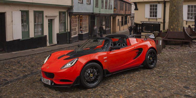 Lotus Elise Cup 250: el Elise más rápido de la historia