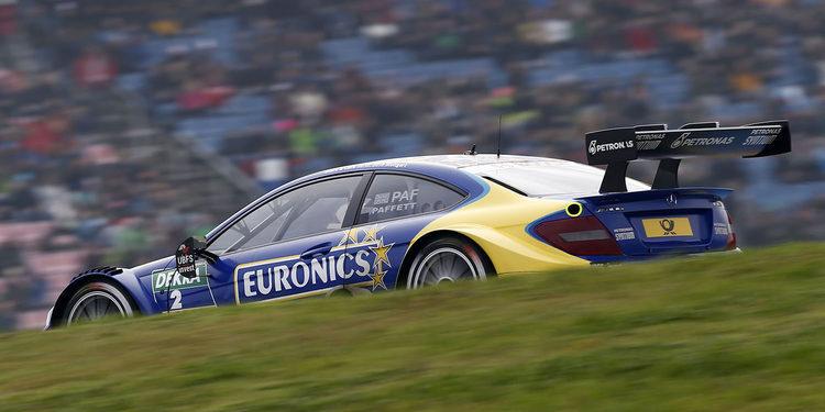 Los pilotos de Mercedes piden cambios en el DTM