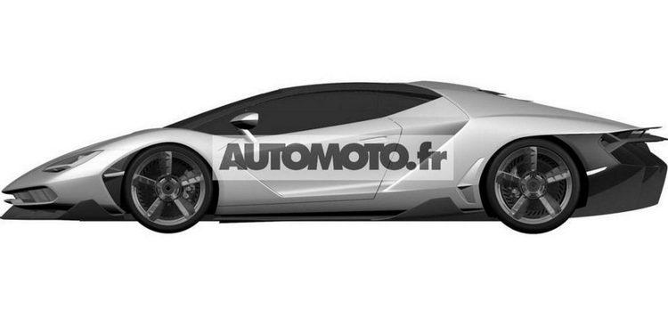 Lamborghini prepara una versión centenario del Aventador con 770 CV