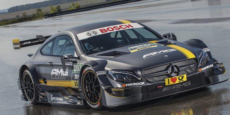 Mercedes anuncia su alineación de pilotos DTM para 2016