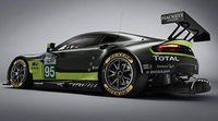 Aston Martin presenta sus planes de competición para 2016