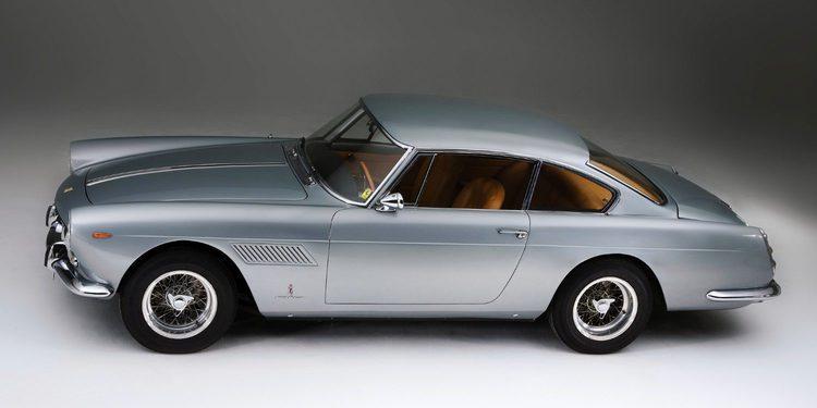 Los Ferrari de 4 plazas: el Ferrari 250 GT/E de 1960