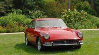 Los Ferrari de 4 plazas: Ferrari 330 GT 2+2 de 1964