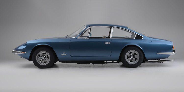 Los Ferrari de 4 plazas: Ferrari 365 GT 2+2 de 1968