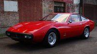 Los Ferrari de 4 plazas: Ferrari 365 GTC/4 de 1971