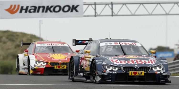 Alineación de pilotos de BMW y de Mercedes para el test de Monteblanco