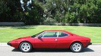 Los Ferrari de 4 plazas: Ferrari Dino 308 GT4 de 1973