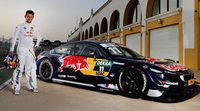 Marco Wittmann presenta el Red Bull BMW M4 DTM