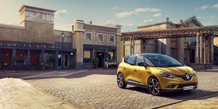 Renault presenta la cuarta generación del Scenic