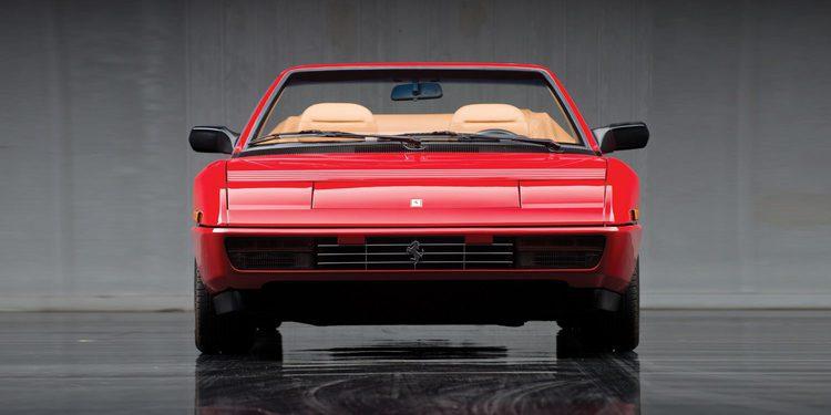 Los Ferrari de 4 plazas: Ferrari Mondial
