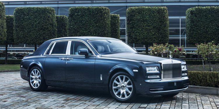 Rolls Royce se despide del Phantom con una edición especial que veremos en Ginebra