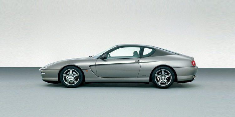 Los Ferrari de 4 plazas: Ferrari 456 GT