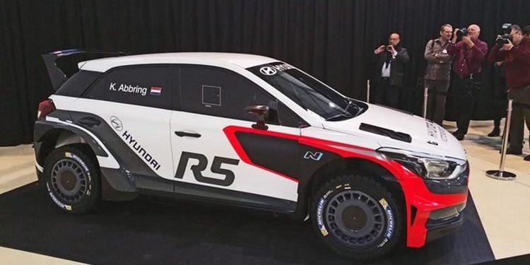 Hyundai finaliza sus test con el i20 R5