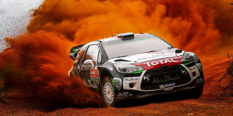 El Rally de Australia se queda sin tramos nocturnos