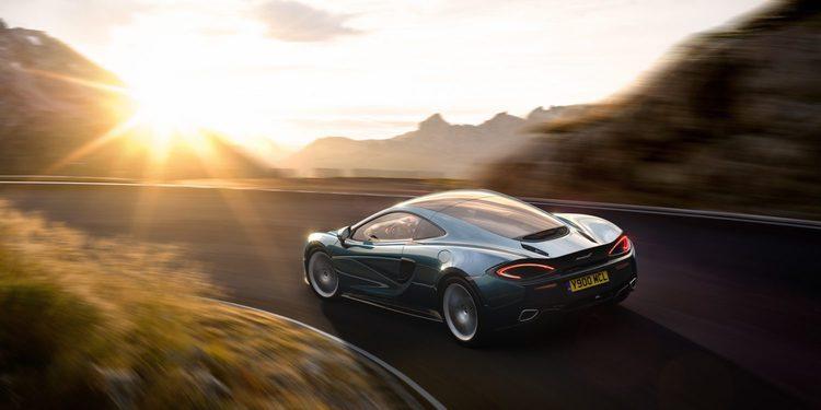 Nuevo McLaren 570GT, el deportivo más lujoso y cómodo de la marca [actualizado]