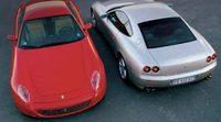 Los Ferrari de 4 plazas: Ferrari 612 Scaglietti